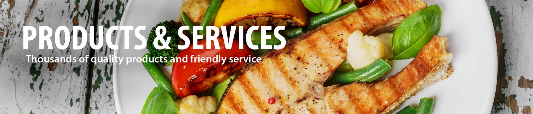 Upper Lakes Foods Products and Services