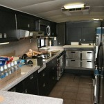 Travelling Kitchen Interior