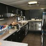 Travelling Kitchen Interior