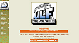 Order from Upper Lakes Foods