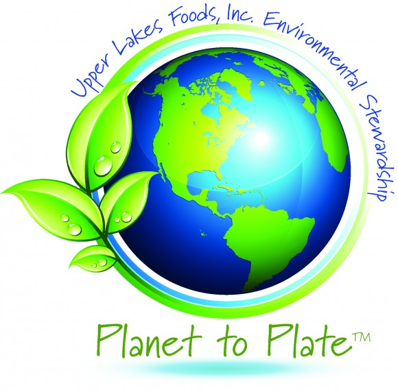 Planet to plate official logo