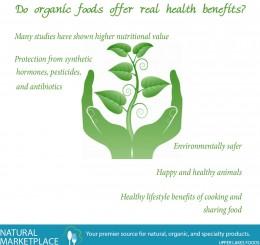 Real Health Benefits