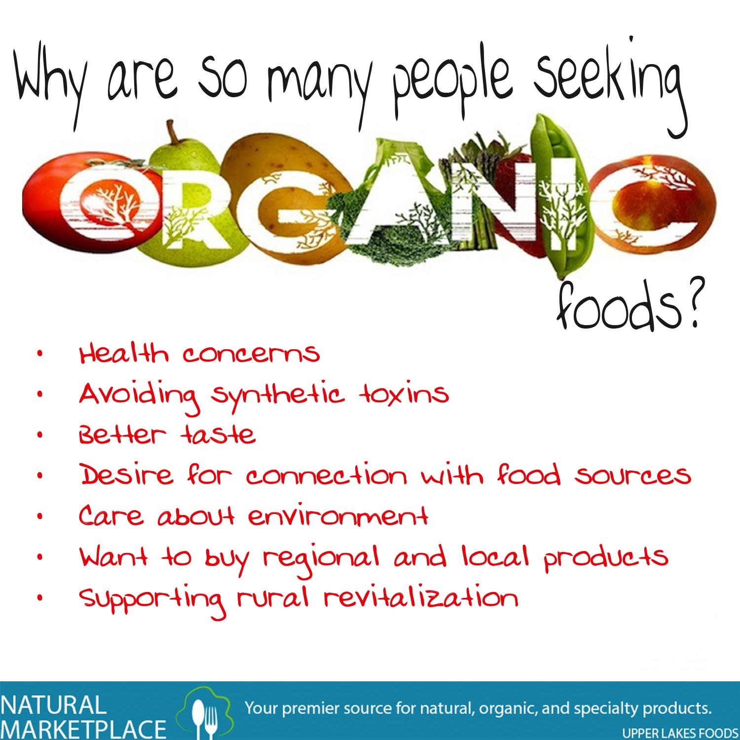 pro organic food essay The benefits of organic food far outweighs the cons of organic food but lets discuss why.