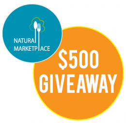 Natural Marketplace giveaway1