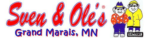 Sven & Ole's Logo