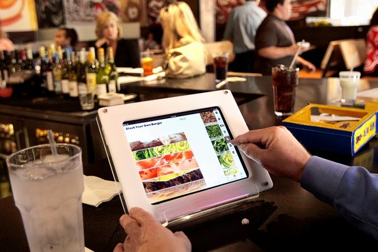 restaurant tablet