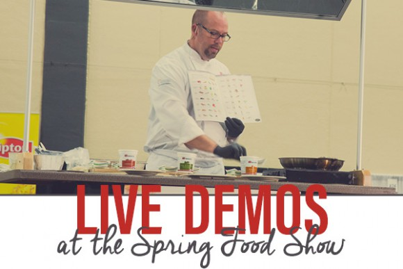 Live demos header