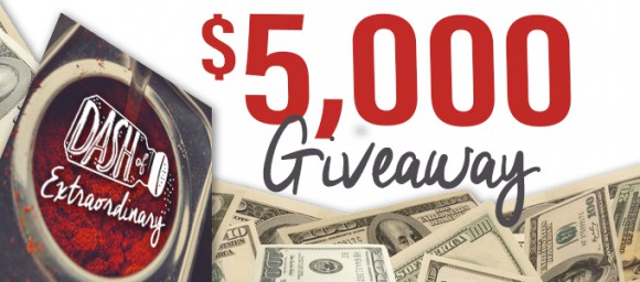 5000 Giveaway
