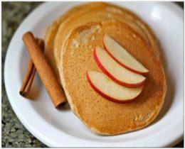 oatmeal-cinnamon-pancakes