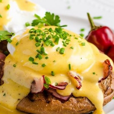 Hollandaise without the headache.