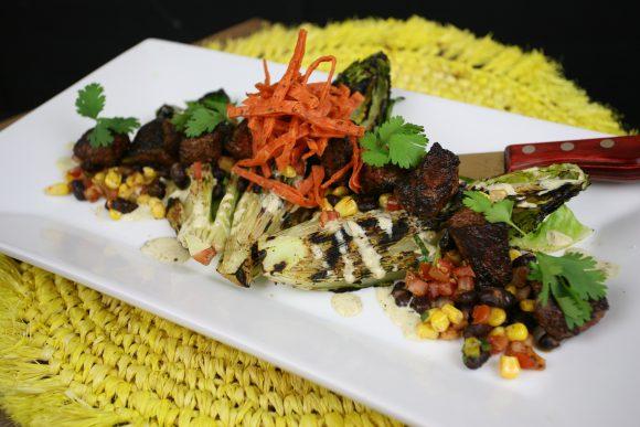 Tijuana Tenderloin Salad