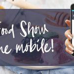Check out the new food show app!