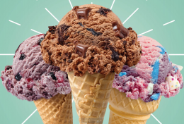 Meet the Coolest New Ice Cream Flavors