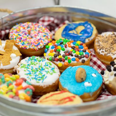 The Next Craze in Donuts