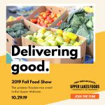 Delivering mobile apps at the Fall Food Show