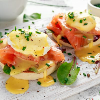 Hollandaise Made Simple