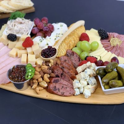 How to Build a Regional Charcuterie Board