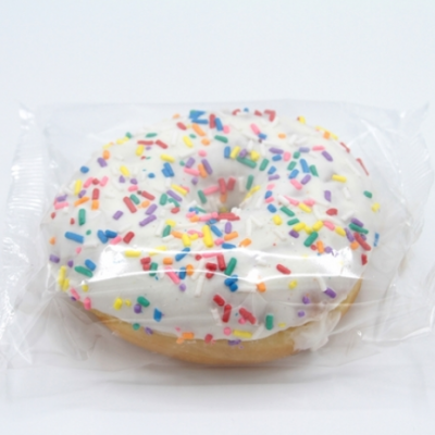 New! Baker Boy Individually Wrapped Donuts