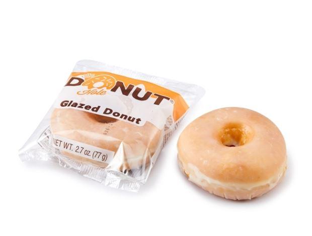 Baker Boy Individually Wrapped Glazed Donut